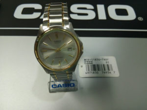8d73afd1 RELOJ CASIO MTP-1183G-7ADF - Casa Ámbar